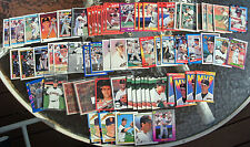 (71) Assorted Will Clark Trading Cards 1987-93 (37 different cards)