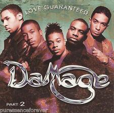 DAMAGE - Love Guaranteed (UK 3 Tk CD Single Pt 2/Poster Insert)