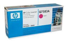 ORIGINAL HP Cartouche d'encre Q7583A 503A magenta pour CP3505 3800 B NOUVEAU
