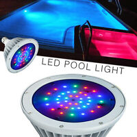 40W 120V LED Color Changing Swimming Pool Light Bulb for Pentair Hayward FixturE