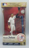 Derek Jeter New York Yankees McFarlane Collectors Edition Farewell Figure NIP