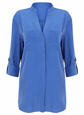 Polyester V Neck 3/4 Sleeve NEXT Tops & Shirts for Women