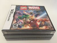 LEGO Marvel Super Heroes - Universe in Peril (Nintendo DS, 2014) NEW