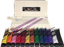 Face Paints Face Paint Brushes Face paint Palette Face Paint Set **