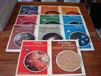 (AA.VV) 11 volumi Scuola di astrologia 1981 Curcio
