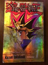 **FOIL COVER* Limited Edition Volume 1 Yu-Gi-Oh! Manga Shonen Jump Graphic Novel
