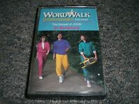 Wordwalk Contemporary~The Gospel of John in Scripture~Christian~FAST SHIPPING