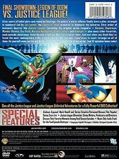 Justice League Unlimited - The Complete Second Season 2 Two (DVD, 2-Disc Set)