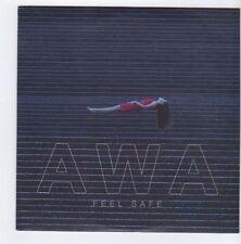 (FA250) All We Are (AWA), Feel Safe - 2014 DJ CD