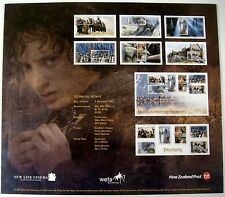 2002 New Zealand Lord of the Rings Two Towers Stamps Presentation Pack Frodo