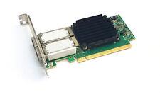 Mellanox ConnectX-4 CX456A PCIe x16 3.0 100GBe EDR IB VPI QSFP28 MCX456A-ECAT