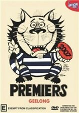 AFL PREMIERS 2007 GEELONG (DVD , 2007 ) LIKE NEW REGION ALL