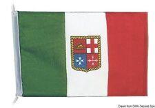 Bandiera poliestere Italia 30 x 45 cm | Marca Osculati | 35.459.02