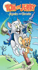 TOM and JARRY - Hijinks and Shrieks (VHS) [VHS Tape] [2003]ナ