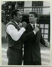"David Hasselhoff Ken Norton Knight Rider Original 7x9"" Photo #J1850"