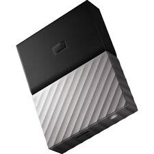 NEW WD My Passport Ultra 4TB Gray External HDD Hard Drive USB3.0 WDBFKT0040BGY