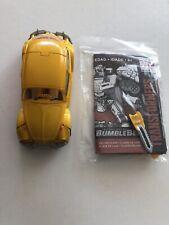 Transformers Generations Studio Series #18 Deluxe Movie BUMBLEBEE (VW Beetle)