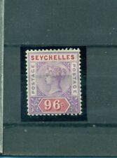Seychellen, Königin Victoria, Nr.  8 Falz *