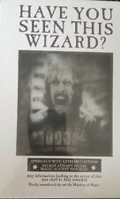 Harry Potter Prisoner of Azkaban Video Lenticular Notebook NIB Ships From USA
