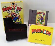 Nintendo NES Spiel - Mario & Yoshi + OVP