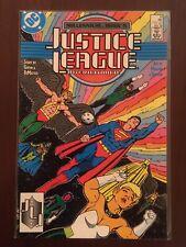 Justice League International (1988) #10