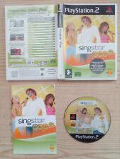 Juego PS2 - Playstation 2 - Singstar Pop