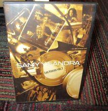 SAMY Y SANDRA LOS VIDEOS VOL. 1 DVD, 20 GREAT VIDEO TRACKS, 2007, GUC