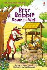 Brer Rabbit Down the Well (First Reading) (Usborne First Reading), New, Louie St