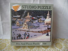 Bits And Pieces Jigsaw Puzzle 500 Pcs HILLSIDE FLYERS William Breedon NEW