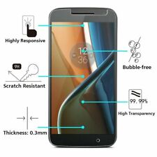 For Motorola Moto G4 Play Tempered Glass Screen Protector Saver 2PCS Anti-knock
