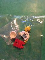 LEGO MINIFIGURE KLADNO FACTORY CHRISTMAS PF2016 EMPLOYEE LIMITED RARE 2015 GIFT