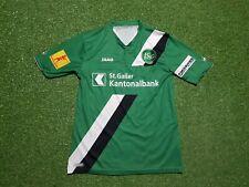 FC ST. Gallen Football Shirt M 2012 2013  jako Trikot Jersey Galler Kantonalbank