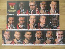 16 - teiliger Autogrammkartensatz *DEUTSCHLAND BASKETBALL* DBB WM 2019 Schröder