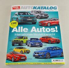 Autokatalog Nr. 61 - Modelljahr 2019 - VW T-Cross, Volvo S 60, Suzuki Jimmny, .!