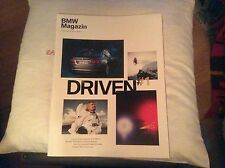 BMW Magazin Driven #1 Herbst/Winter 2012
