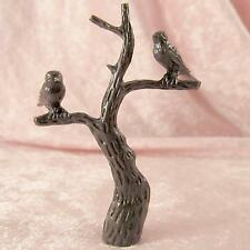 Birds In Branches / Tree of Life  LAMP FINIAL for old antique shade, lampshade