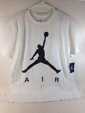 new Nike SIZE XL Mens Air JORDAN Jumpman Pearlescent Shirt  683301-100  ***