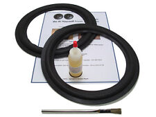 "2 Mirage 10"" Speaker Foam Surround Repair Kit - 2A10"
