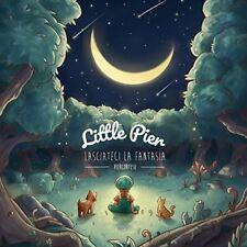 Little Pier - Lasciateci La Fantasia [New CD] Digipack Packaging, Italy - Import
