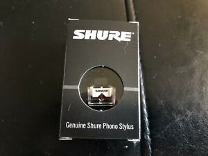 NEW SHURE N44-7 STYLUS FOR M44-7 Cartridge - Actual pics Price is for 1 ea