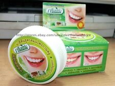 25g GREEN HERB HERBAL CLOVE TOOTHPASTE WHITENING TEETH ANTI BACTERIA