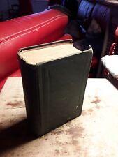 Ancien Livre Dictionnaire Français/ Allemand  1940 WW2