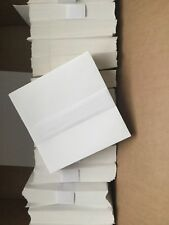 "416 White Square Envelopes 5.5"" X 5.5"""