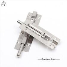 environ 10.16 cm Porte Baril Coulissant Boulon coudé Offset 100 mm 4 in Chrome Avec Vis