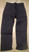 Ladies trousers Navy blue Work wear, Nurse NHS etc Size 4 6 8  NEW