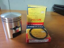 Kawasaki G3SS, G3TR piston and rings, vintage,  NOS