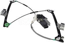 Power Window Motor and Regulator Assembly fits 2005-2013 Chevrolet Corvette  DOR