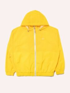 Nike Made in Italy Jacket Opti Yellow CT4585-731 Brand New W Tags Rare $400 XS