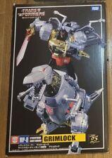 MP-08 Grimlock Masterpiece Transformers TAKARA TOMY USA (BOX & ACCESSORIES ONLY)