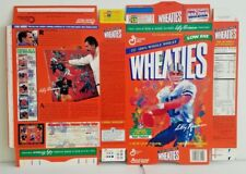 Roger Staubach Dallas Cowboys Wheaties Flat Cereal Box